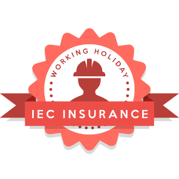 iec / working holiday insurance