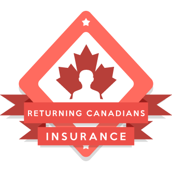 returning canadians insurance